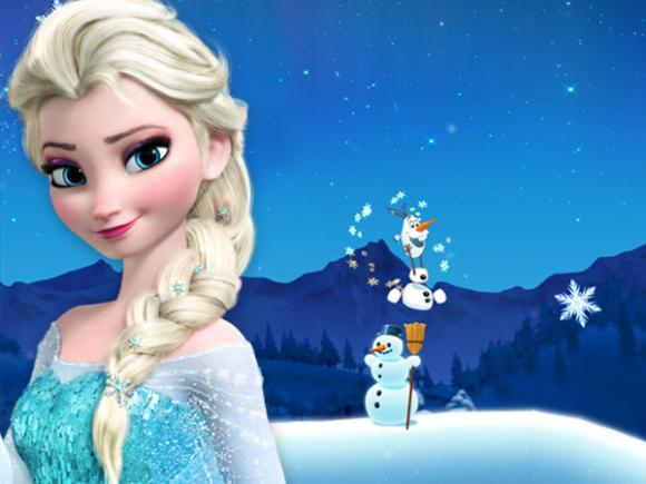 Frozen at Buell Theatre