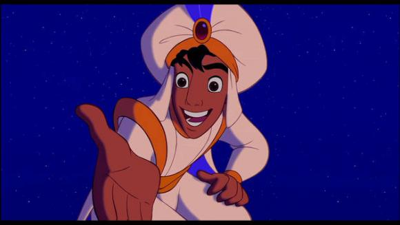 Aladdin at Buell Theatre