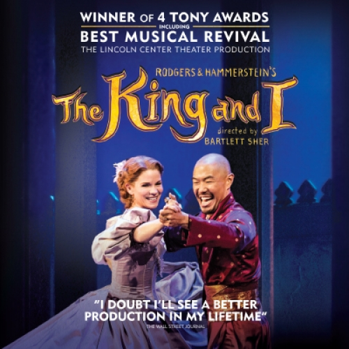 Rodgers & Hammerstein's The King and I at Buell Theatre