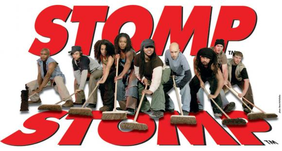 Stomp at Buell Theatre