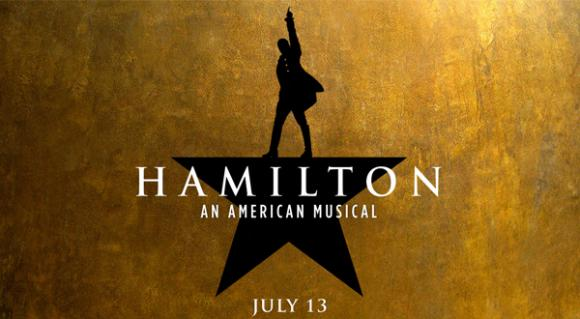 Hamilton at Buell Theatre