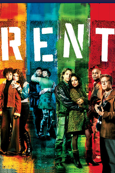 Rent at Buell Theatre