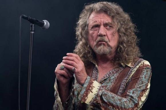 Robert Plant at Buell Theatre