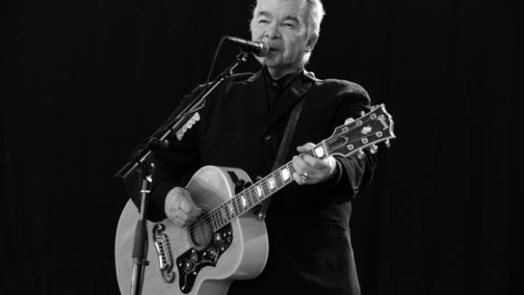 John Prine & Nathaniel Rateliff at Buell Theatre