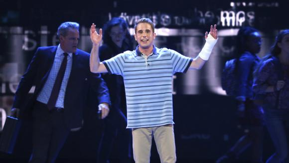 Dear Evan Hansen at Buell Theatre