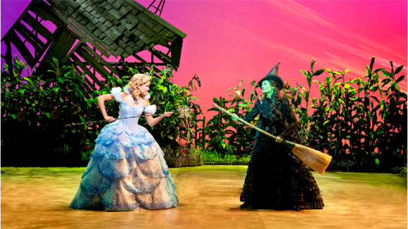 Wicked at Buell Theatre