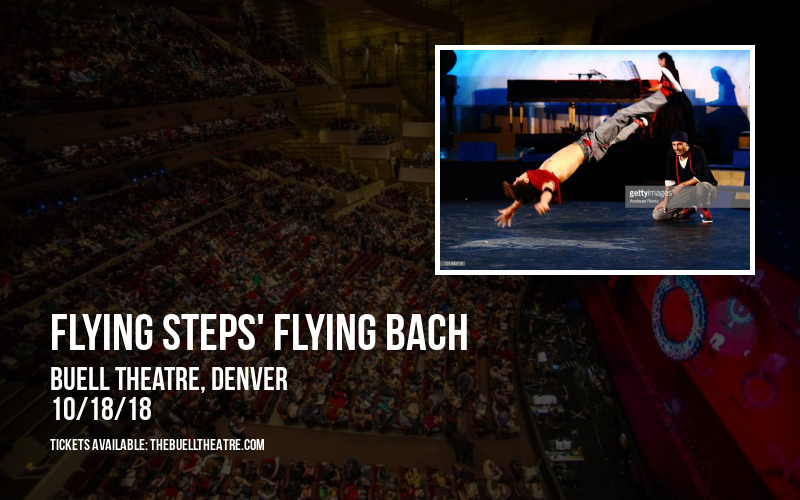 Flying Steps' Flying Bach at Buell Theatre