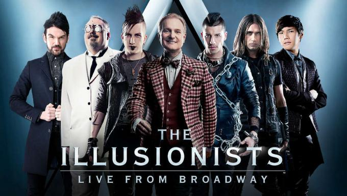 The Illusionists at Buell Theatre