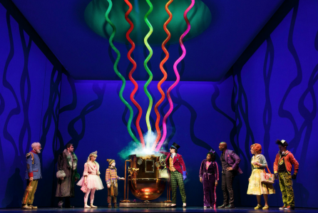Charlie and the Chocolate Factory at Buell Theatre