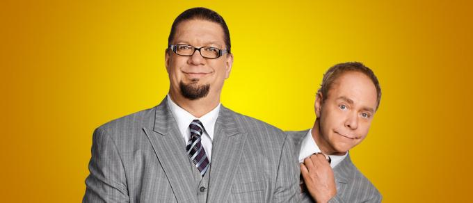 Penn & Teller at Buell Theatre