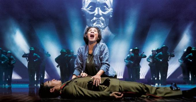 Miss Saigon at Buell Theatre