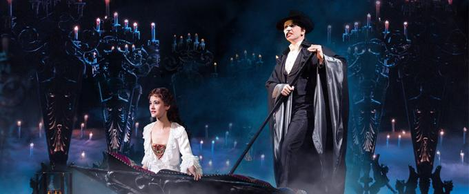 The Phantom Of The Opera at Buell Theatre