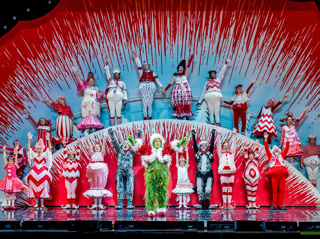 How the Grinch Stole Christmas at Buell Theatre