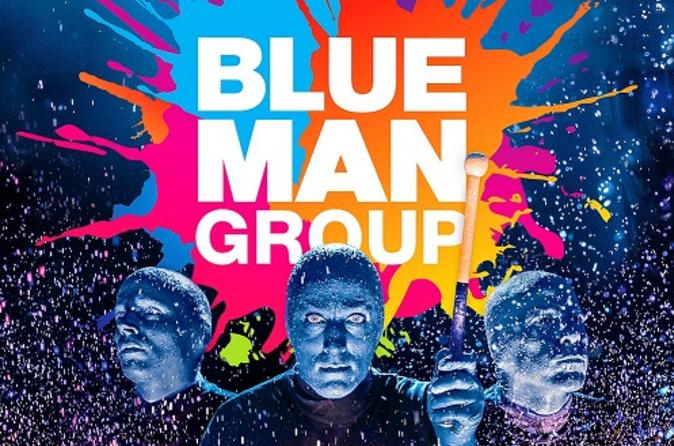 Blue Man Group at Buell Theatre