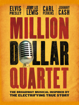 Million Dollar Quartet at Buell Theatre