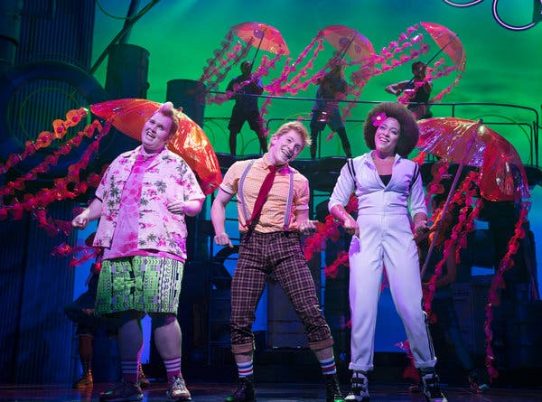 Spongebob - The Musical at Buell Theatre