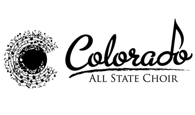 Colorado High School All State Choir Concert at Buell Theatre