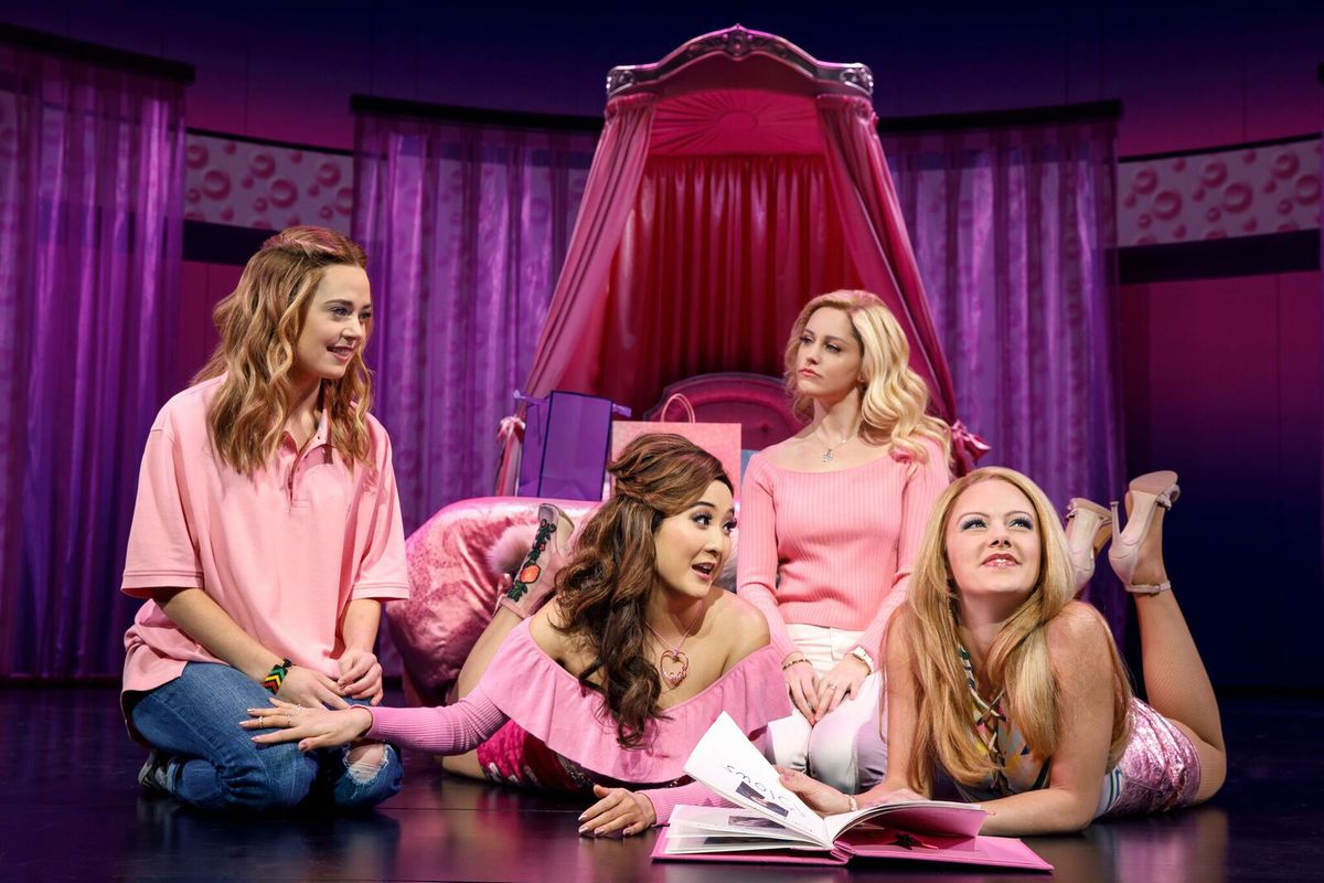 Mean Girls at Buell Theatre