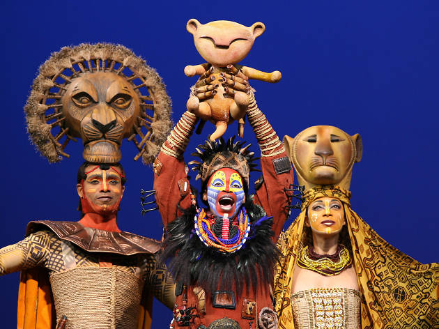 The Lion King [POSTPONED] at Buell Theatre