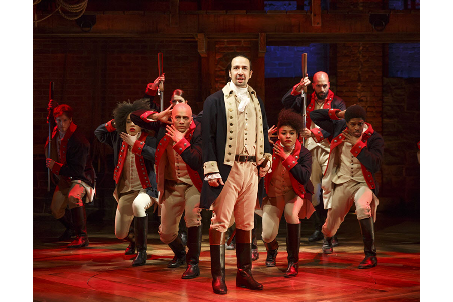 Hamilton [POSTPONED] at Buell Theatre