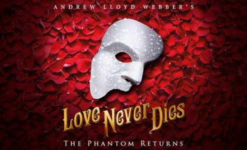 Love Never Dies at Buell Theatre