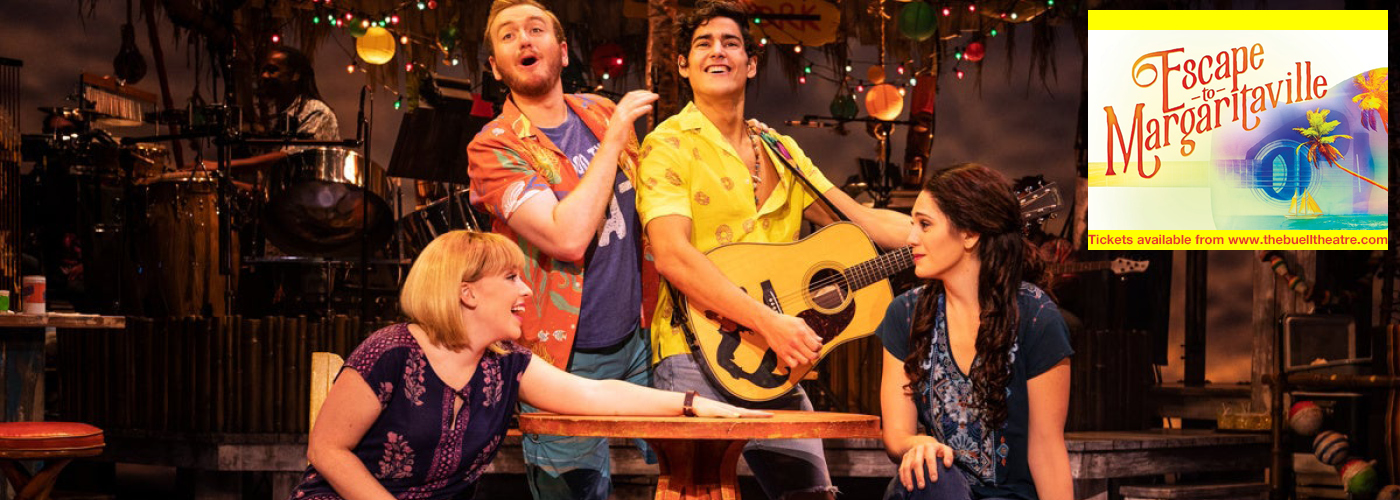 Escape to Margaritaville on stage